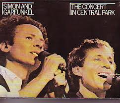 the concert in central park cd