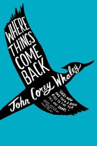 where things come back cover