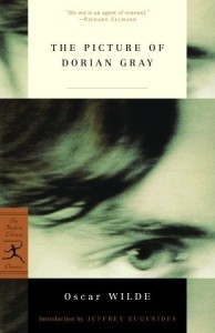 the picture of dorian gray cover