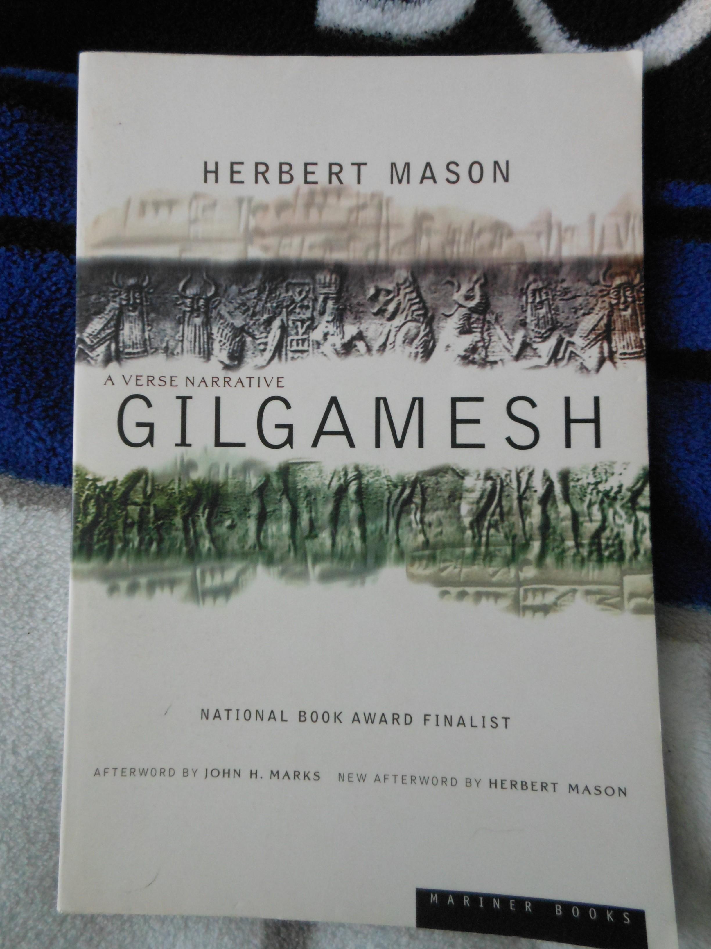GILGAMESH interpreted by Herbert Mason