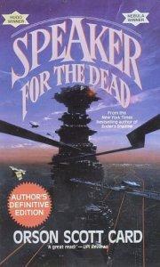 speaker for the dead cover