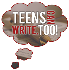 teens can write too graphic