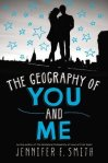 the geography of you and me cover