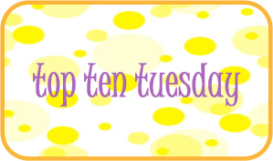 top ten tuesday graphic
