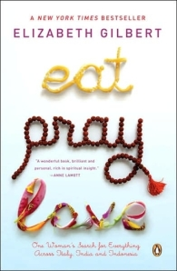 eat pray love