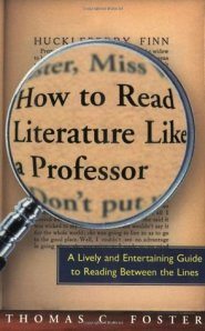 how to read lit like a prof cover