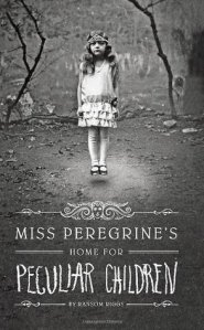 miss peregrine's home for peculiar children cover