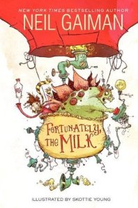 fortunately the milk cover