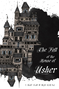 the fall of the house of usher cover