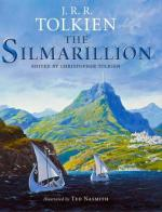 the silmarillion cover