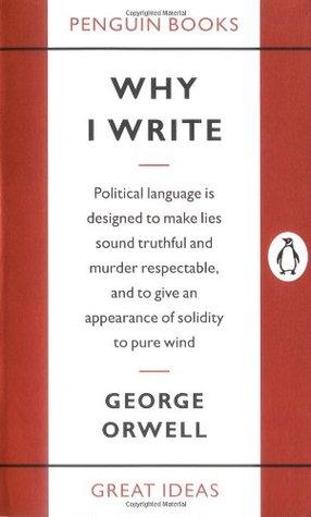 politics essay george orwell