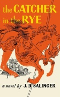 The Catcher in the Rye by J.D. Salinger conver
