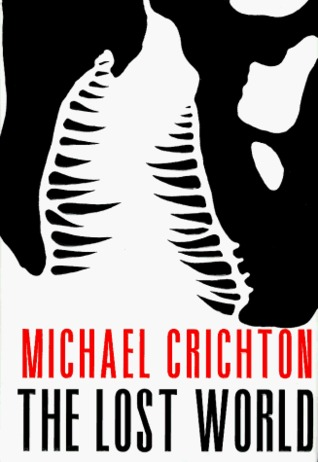 The Lost World by Michael Crichton cover