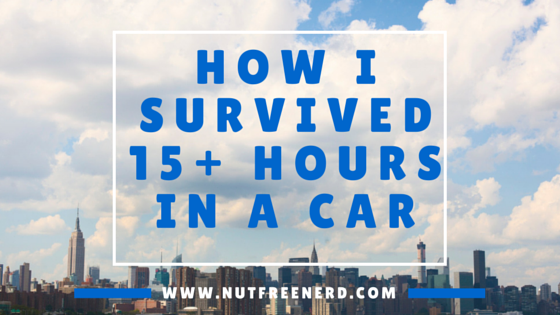 How I Survived 15+ Hours in a Car