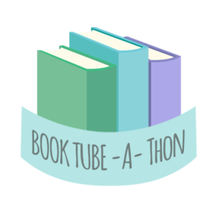 booktubeathon 2015 logo