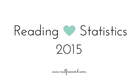 My 2015 Reading Statistics