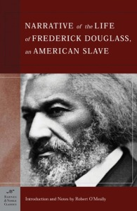 Narrative Frederick Douglass cover