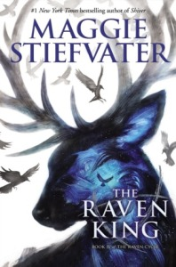The Raven King by Maggie Stiefvater