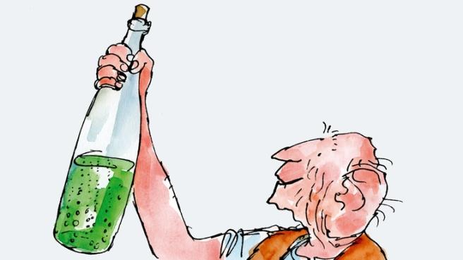 Snozzcumber | Roald Dahl Wiki | FANDOM powered by Wikia