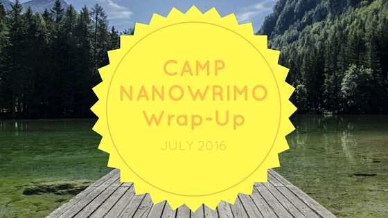Let's Go- CAMP NANOWRIMO